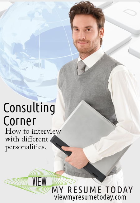 View My Resume Today Consulting Corner magazine ad.