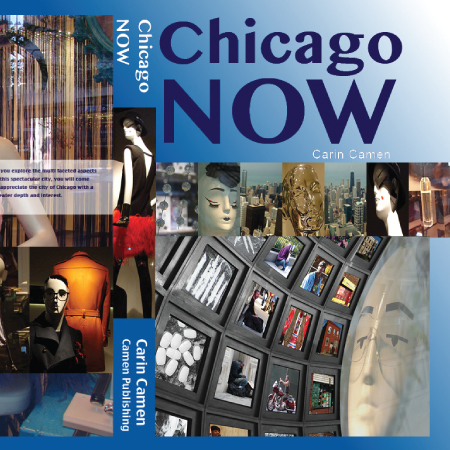 Chicago Now page link design.